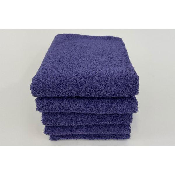 Hand Towel 41x66 Purple