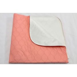 Bed Pad Brushed Pink 118552