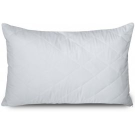 Pillow Prot Microfibre Quilted