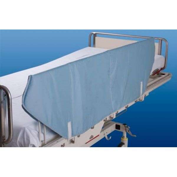 Bedrail Protector 40x180 White