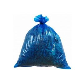 Rubbish Bag Blue Handle Sacks-50
