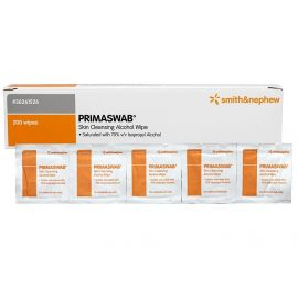 Wipes Primaswab Alcohol-200