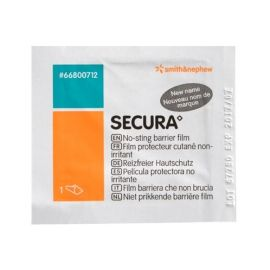 Secura Non Sting Barrier 1ml Film-50